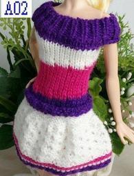 芭比娃娃時裝~毛衣