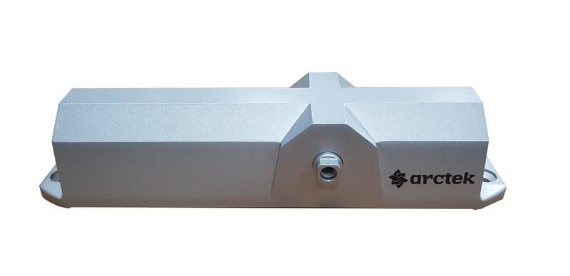 加安門弓器 HOC68Z 外停 門開180度(可自行調整) 適用門重45~68KG 適用門寬1000-1500mm