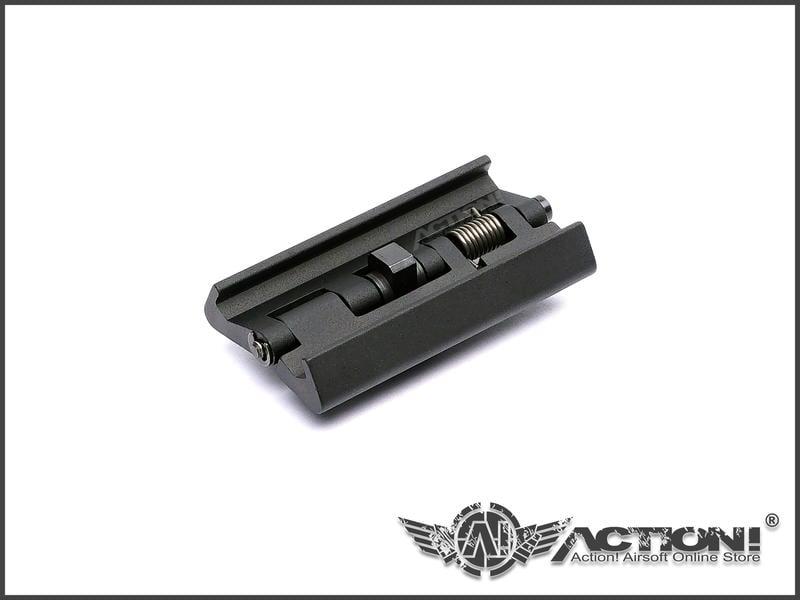 【ACTION!】VFC/Umarex - G28款式 腳架轉接座 (黑色)《現貨》