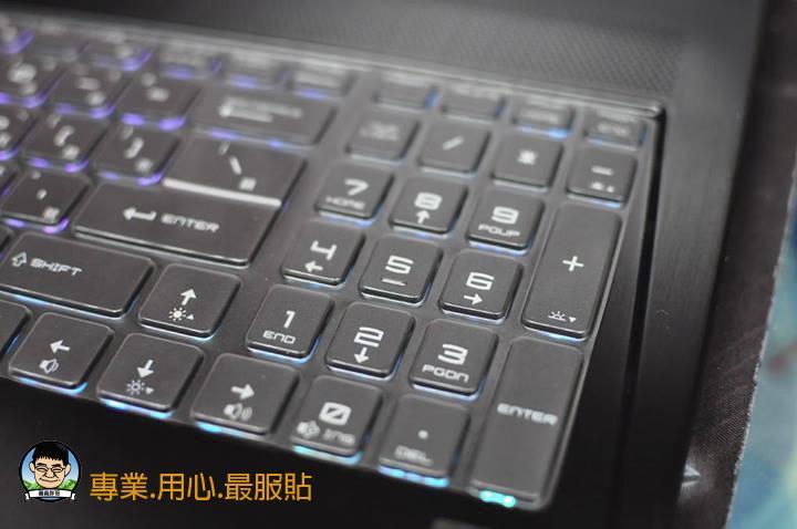 微星 GL62 全系列 6QC 6QD 6QE 6QF TPU 專用鍵盤膜 台北光華/台中/嘉義 可自取
