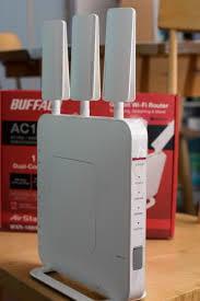 不議價 9成新 盒裝完整 Buffalo 1900Mbps 802.11ac 雙頻 router 3年保固中