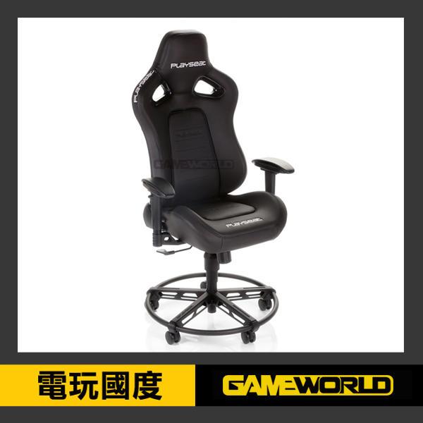 【預購】Playseat 電競皮椅 L33T Black ※ 非公版商品、陸製商品 此為頂規設置進口商品【電玩國度】