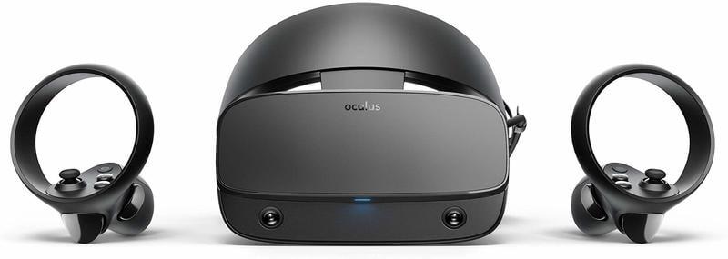 【犬爸美日精品】Oculus Rift S PC-Powered VR 頭戴顯示器 更精良的光學技術 直覺真實呈現