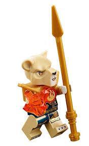 70229 神獸傳奇系列 金獅戰士A (附武器)