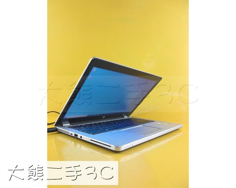 【大熊二手3C】筆電零件機  HP EliteBook Folio 9470m  [O]