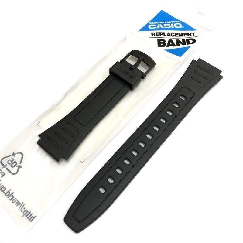 台灣CASIO手錶專賣公司貨附發票10年電力防水100M運動錶W-800H錶帶