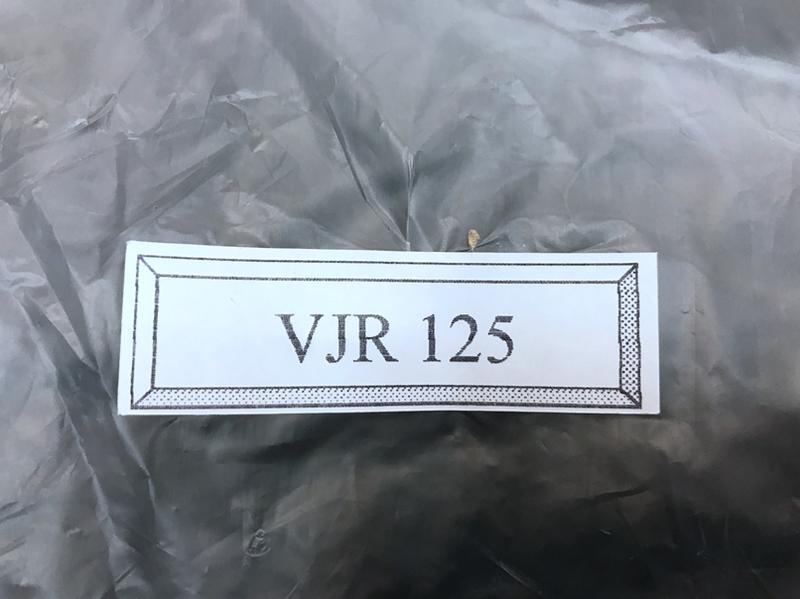 DIY本舖 KYMCO VJR125  後箱架/後架/行李箱架/後貨架 粉體塗裝