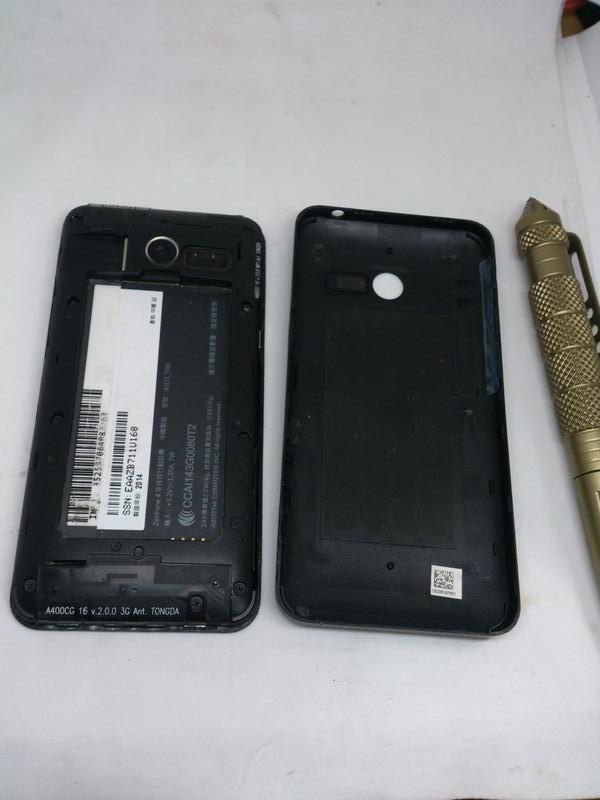 (齡D代)零件機 ASUS_Too1 螢幕正常 無法開機 無電池~實圖拍