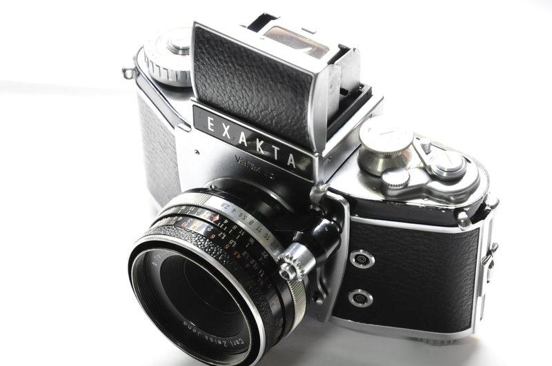 EXAKTA 單眼 Varex IIb Tessar 2.8/50mm