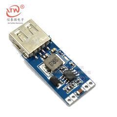 [含稅]DC-DC USB降壓穩壓電源模組7.5V-9V/12V/24V28V轉5V 手機車載充電