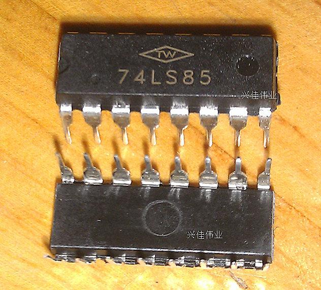 TW 74LS85 相容SN74LS85N/HD74LS85P 邏輯-比較器 [339351]W81-200115