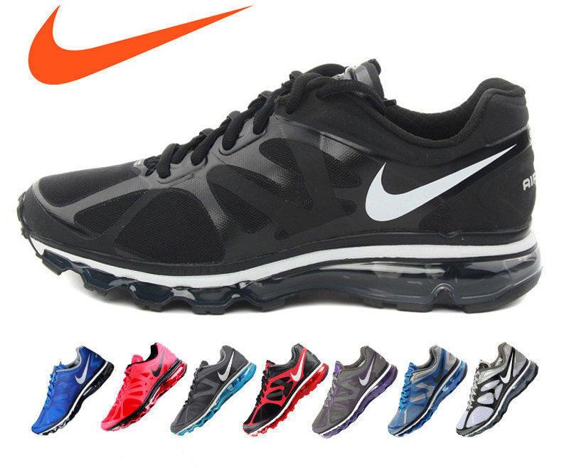 (耐吉)又到跨年時 再度拼價 NIKE AIR MAX 2012 跑鞋 秋冬休閑運動鞋 男鞋女鞋 487982-001 (TC1)