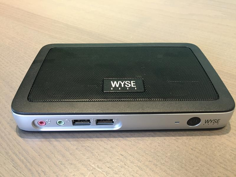 Dell Wyse T10 終端機 Thin Client 支援RDP、Citrix、VMware