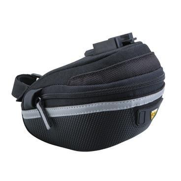 【紅單車】全新 TOPEAK Wedge Pack II (S/小) 快扣式 座墊包 反光帶 附防水雨罩