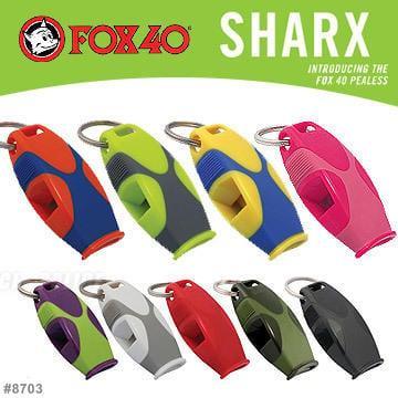 【佑佑的窩】FOX 40 Sharx w lanyard 遊艇系列 8703哨子
