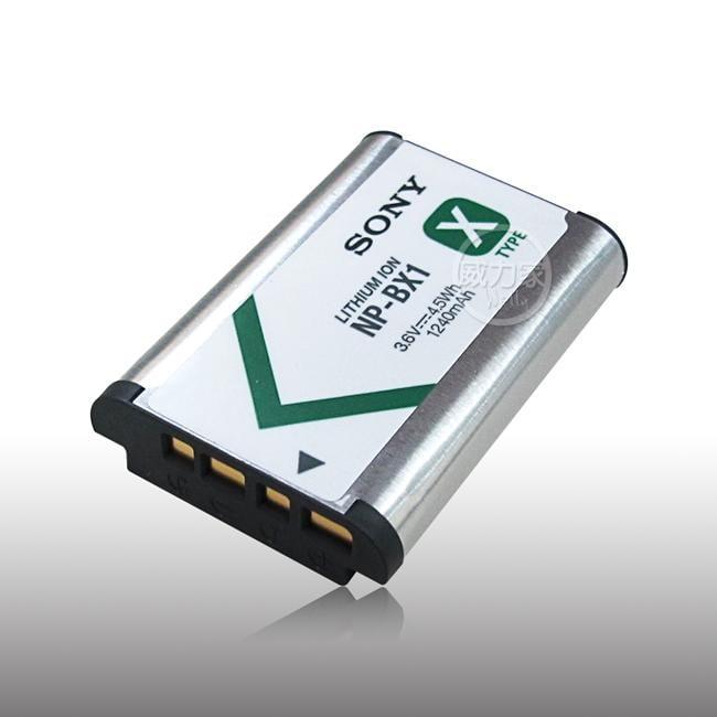 威力家 SONY NP-BX1 / NPBX1 專用相機原廠電池(全新密封包裝) 平輸 RX100M5,RX10