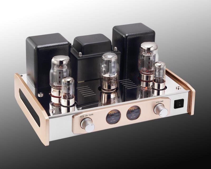 真空管 擴大機 KT88(6550),售價是代為組裝完成品機