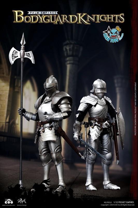 『亂太郎』COOMODEL 1/12 PE012 掌上帝國 - KNIGHT 帝國騎士 & 哥特重裝騎士(DX雙人版)
