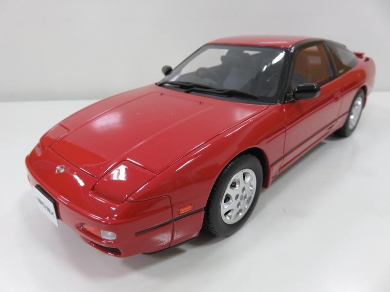 宗鑫貿易 OTTO OT243 Nissan 180 SX 正紅色