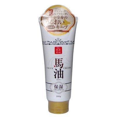 【嘟嘟小鋪】日本北海道馬油全身保濕馬油乳液(200g)