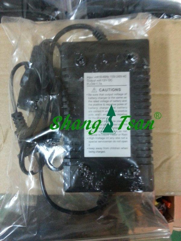 (尚讚) 電動噴霧機 噴霧器 消毒機 噴藥機 12V 充電器