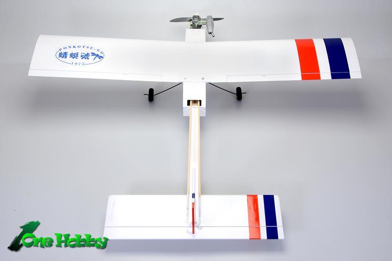 《One-Hobby》蜻蜓號 40級高翼特技練習機【套裝版】,復刻重現經典懷念