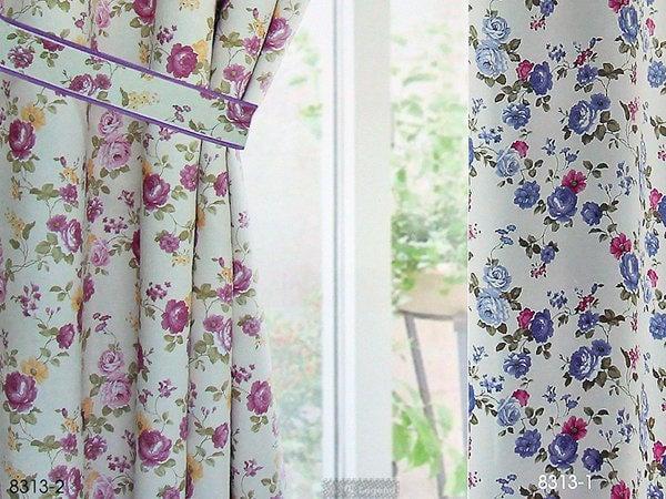 ▒簾想窗簾▒ 印花 英國風 鄉村風 窗簾 三明治 遮光布《每呎55元》