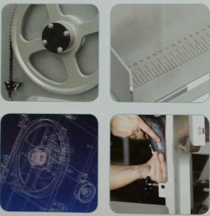 (進階款) 移動型冷凍肉品鋸切機 鋸骨機 鋸切機 鋸台 (BB-300T)
