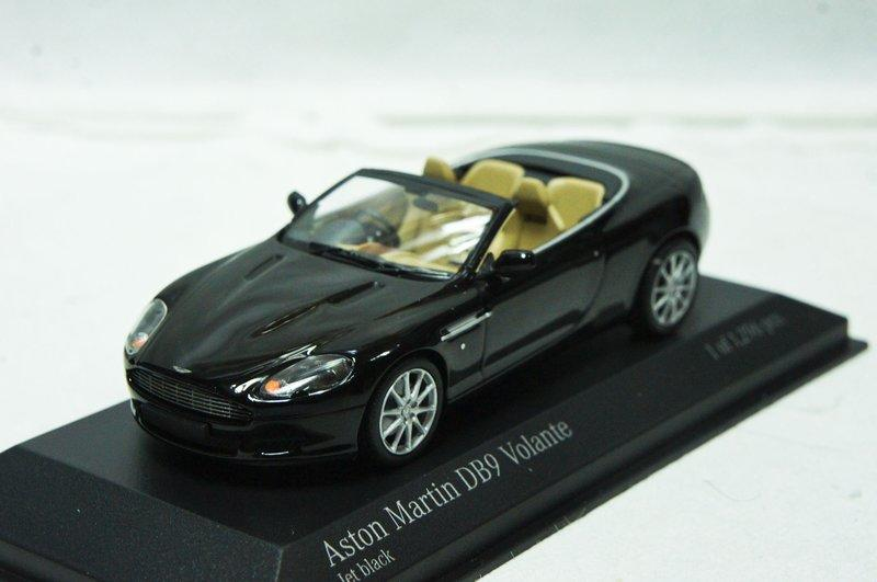 【超值特價】1:43 Minichamps Aston Martin DB9 Convertible 2009 ※限量※