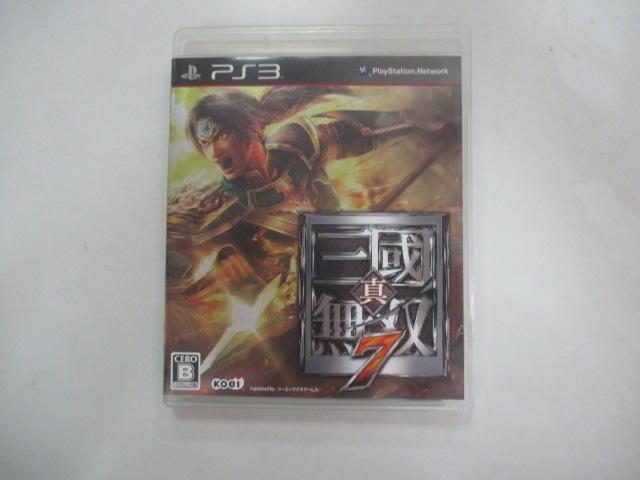 PS3 日版 GAME 真三國無雙7(41026243)