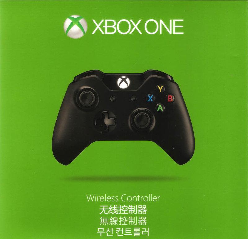 現貨 全新 公司貨 XBOX-one 無線控制器 無線手把(含可接3.5MM立體耳機插孔)