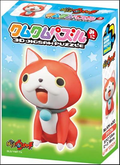 【合川玩具】現貨 ENSKY 3D 立體拼圖KM m00 赤丸 益智 700