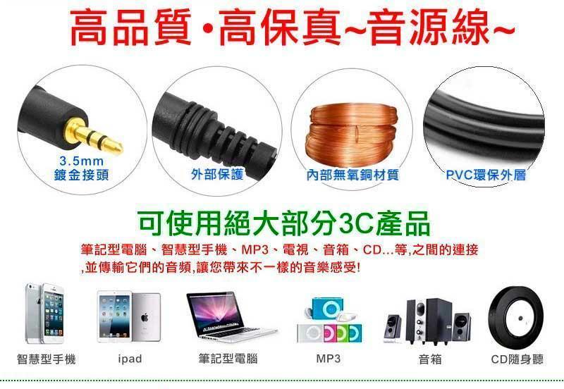 【傻瓜批發】(S424)3.5mm音源線 公對公 15米 立體聲 音源線 喇叭線 耳機線 15M 高品質 高保真