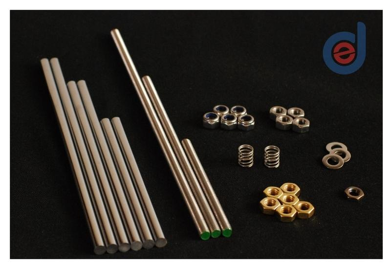 E2D DIY Cyclone PCB 電路板 雕刻機 CNC 傳動套件
