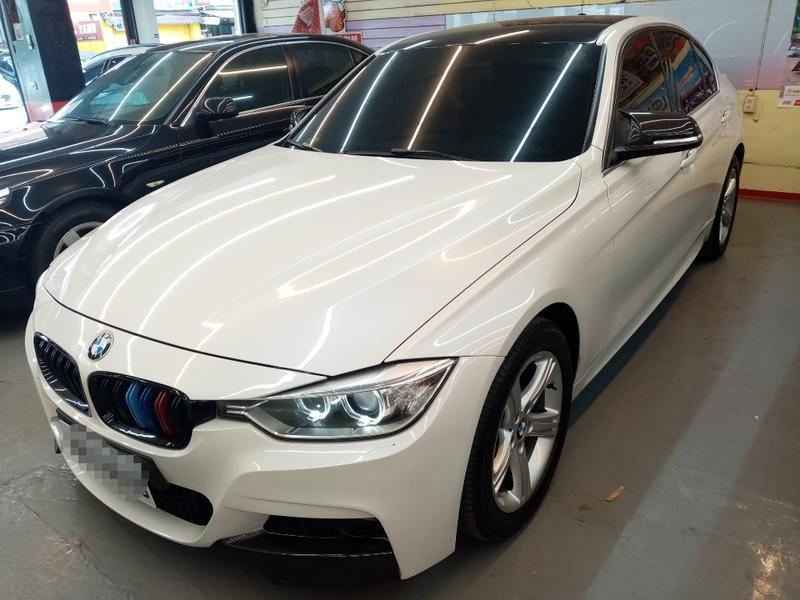 2014年 BMW 320i 2.0 總代理