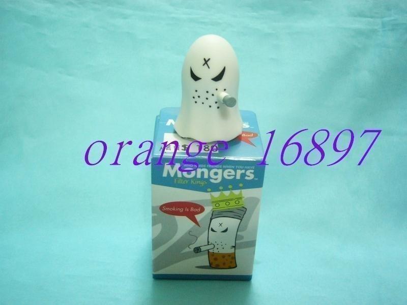 《天天小舖》Kidrobot Kozik Mongers Series 3【 單賣 幽靈 鬼魂 】非 棒球 鉛筆 蛋黃哥
