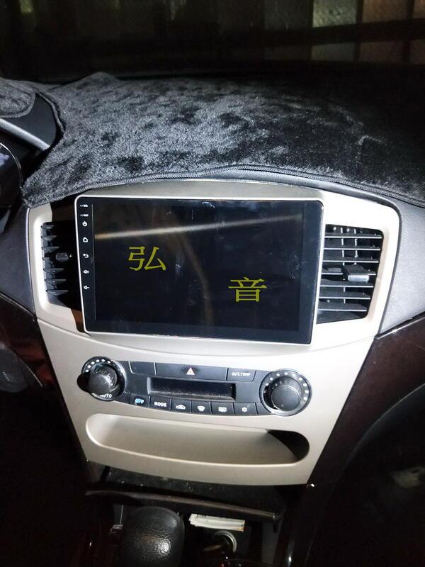三菱 Mitsubishi Grunder Android 安卓版觸控螢幕主機 導航/USB/藍芽/倒車