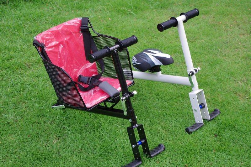 狂銷1000組 瑞峰快拆親子座椅精緻款 GIANT KHS DAHON 摺(折)疊 小徑 親子腳踏車兒童座椅 安全座椅