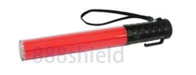 鑽石牌雙色高亮度LED六段爆閃多功能指揮棒/緊急故障警示照明
