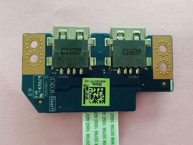 【軒林數位】全新原裝USB小板 適用ACER E5-511G 571G E5-572G V3-572 #E019