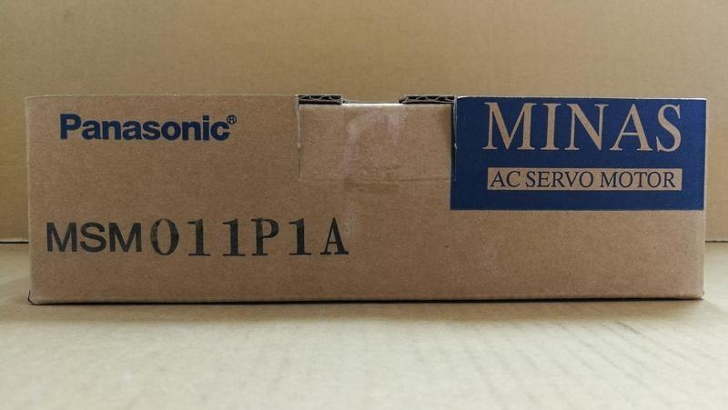 【東急機電】松下馬達 Panasonic AC servo Motor MSM011P1A
