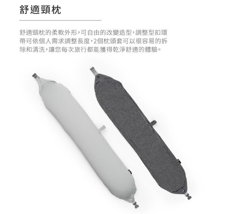 LOJEL 頸枕【Chu Mai】趣買購物 Comfort Pillow 舒適頸枕 飛機頸枕 (兩色)