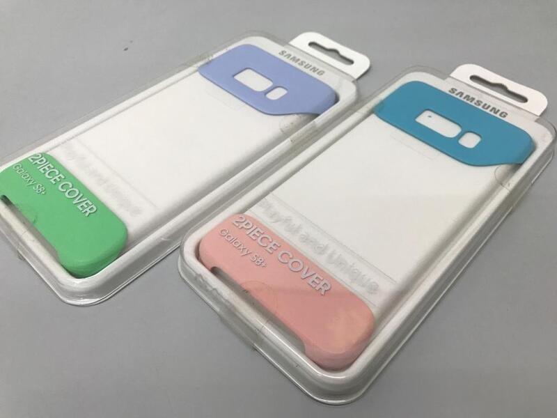全新 三星 SAMSUNG 原廠 S8+ 原廠組合式背蓋組 原廠保護殼 保護背蓋 背殼