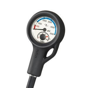 ☆° 亞潮潛水 °☆ TUSA SCA-150 單錶 殘壓錶 刻度大 錶面夜光 免運