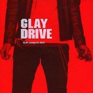 二手~GLAY DRIVE-GLAY complete BEST百萬精選2CD