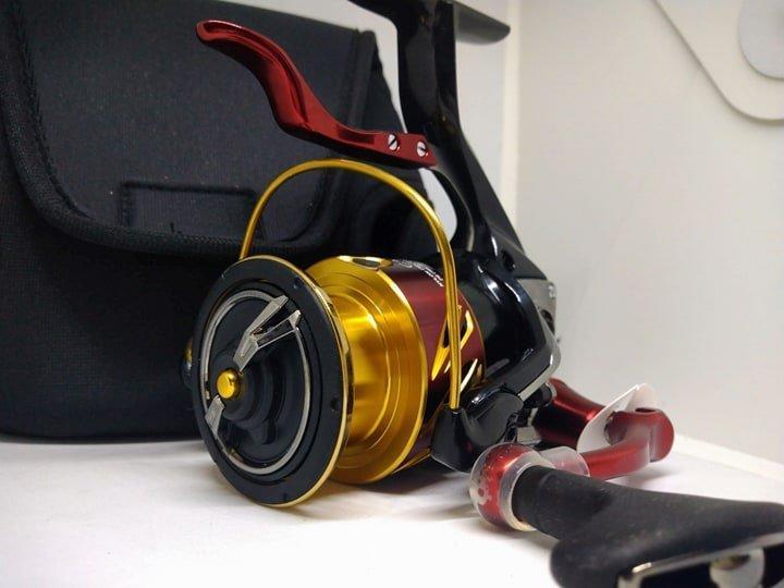 [新竹民揚][ Shimano 手煞車捲線器 ] 亞洲限定版 19年 HYPER FORCE 手煞車 捲線器