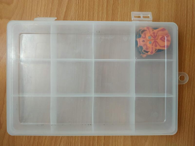 新甲蟲王者 V徽章收藏盒 / 收集盒