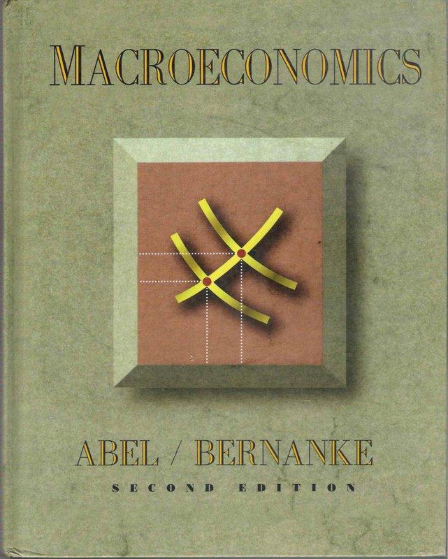 Macroeconomics / 2nd edition / Abel Bernanke