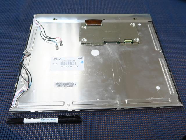 【面板】SAMSUNG LTM170E8-L03 (適用EIZO S1731)拆機品 液晶螢幕 LCD PANEL