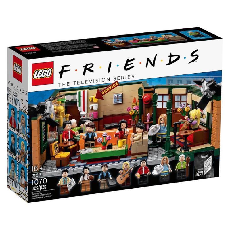 [BrickHouse] LEGO 樂高 21319 六人行 中央公園咖啡館 全新未拆